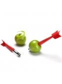 """""""Šipka do jablka"""" - odstraňovač jádřince s nožem"""