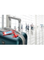 """Time to fly"" - baggage tag, red"