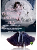 PRINCESS AND THE PEA Petti skirt