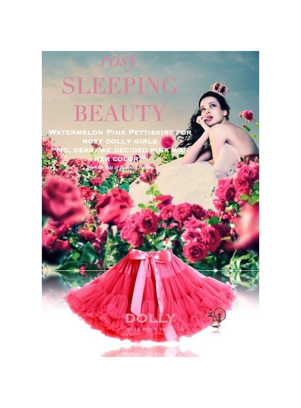 SLEEPING BEAUTY Petti skirt