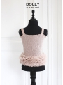 DOLLY ballet top, ballet pink