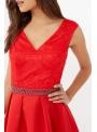 """Dress """"Red Freshness"""""""
