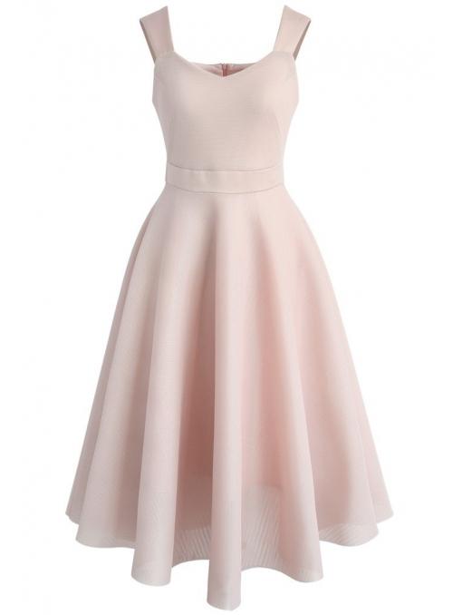 """Šaty """"Pudrovo ružové kúzlo"""""""