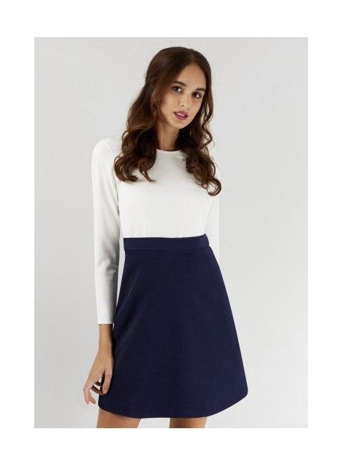 "Šaty ""Simple elegant"""