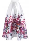 """Maxi Skirt """"Blooming garden"""""""