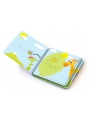 Book with cloth to bath