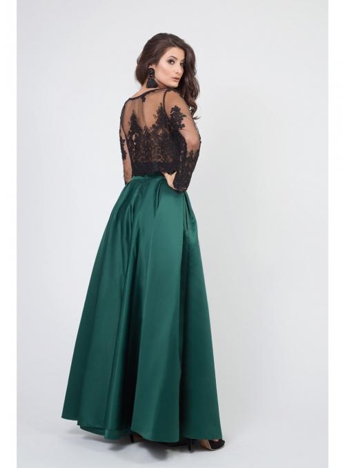 """Maxi sukňa """"Smaragd"""""""