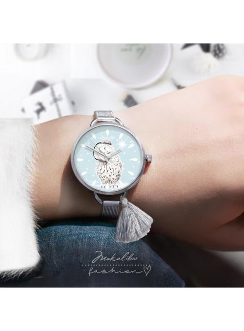 """Hodinky """"BIELA SOVA"""" – dámske hodinky"""