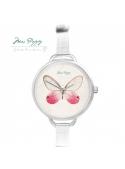 """Hodinky """"MOTÝLÍ SEN"""" – dámske hodinky s motýľom"""