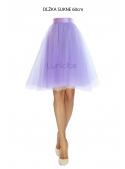 Lunicite LEVANDULOVÝ TULIPÁN – exkluzivní tylová sukně levandulová