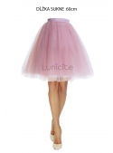 Lunicite RHUBARB - exclusive tulle skirt of herb collection