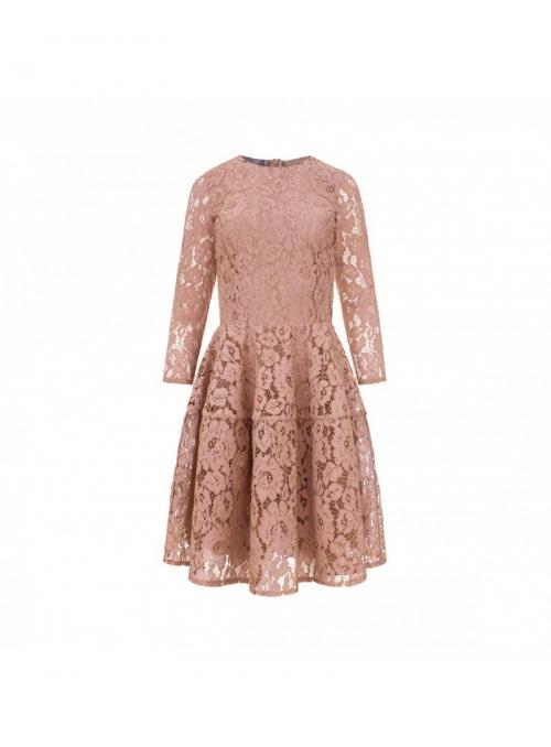"""Šaty """"MIRABELLA"""" - dámské krajkové šaty"""