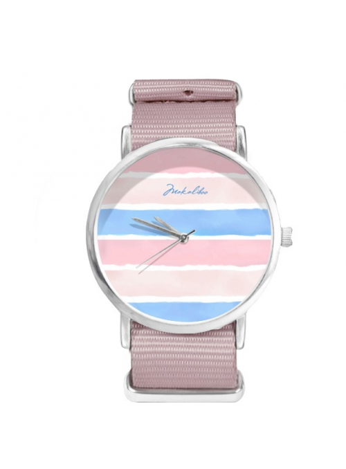 """Hodinky """"FARBY JARI"""" – dámske farebné hodinky"""