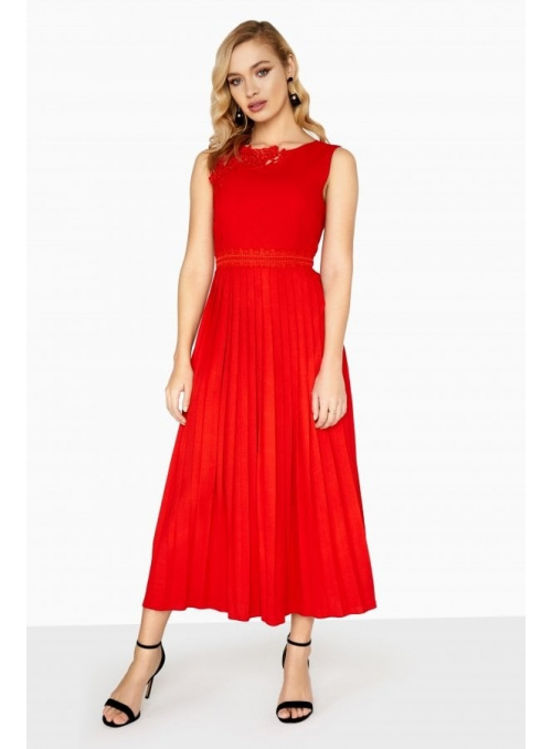 "Dress ""Red Passion"""