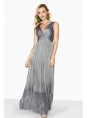 "Dress ""Silver mermaid"""