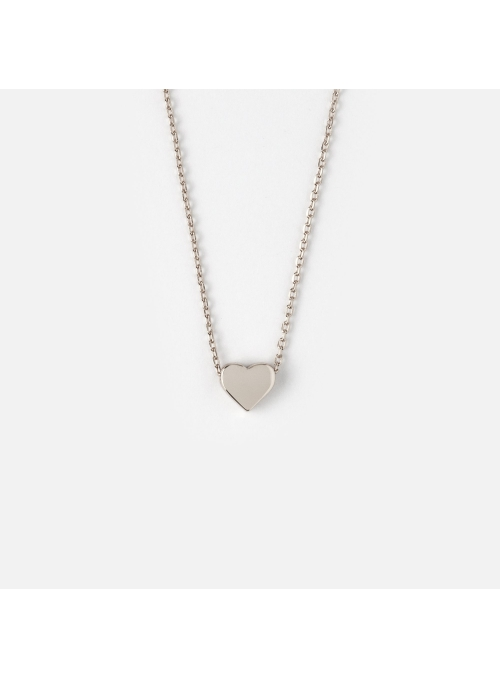 """Necklace """"Silver Heart"""""""