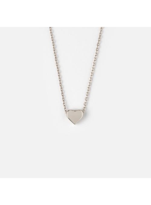 """Náhrdelník """"Silver heart"""""""