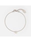 """Bracelet """"Silver mini heart"""""""