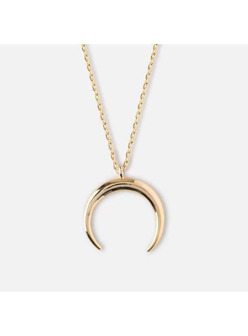"""Náhrdelník """"Gold moon"""""""