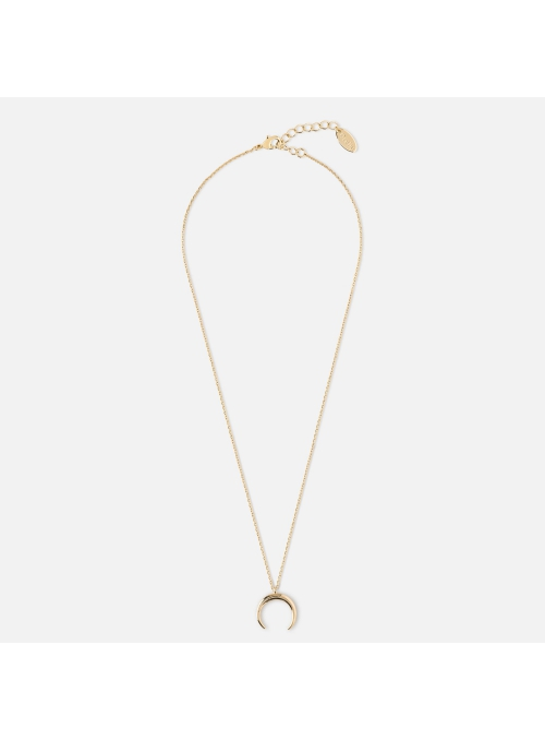 """Necklace""""Gold moon"""""""