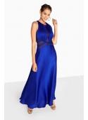 """Maxi dress """"Satin royal"""""""