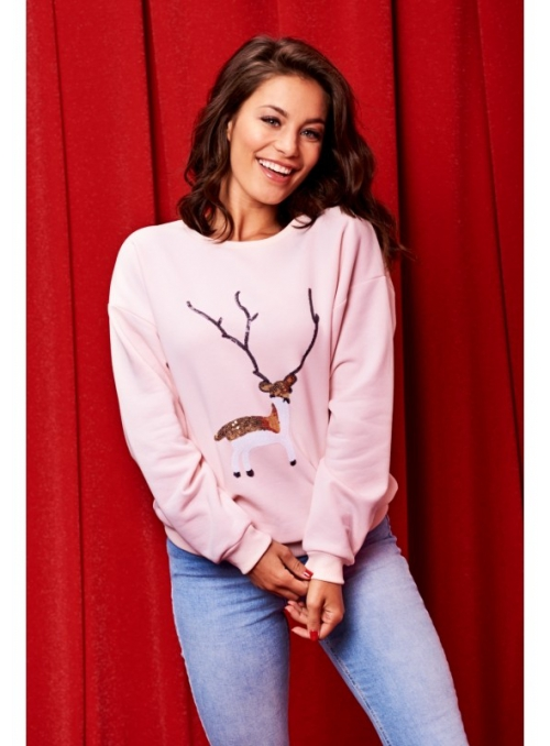 "Sweater ""Deer"""