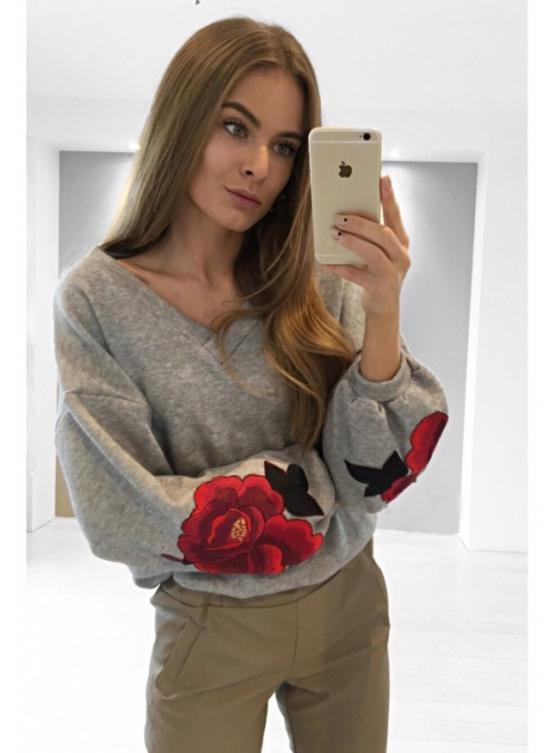 "Sweater ""Rose"""