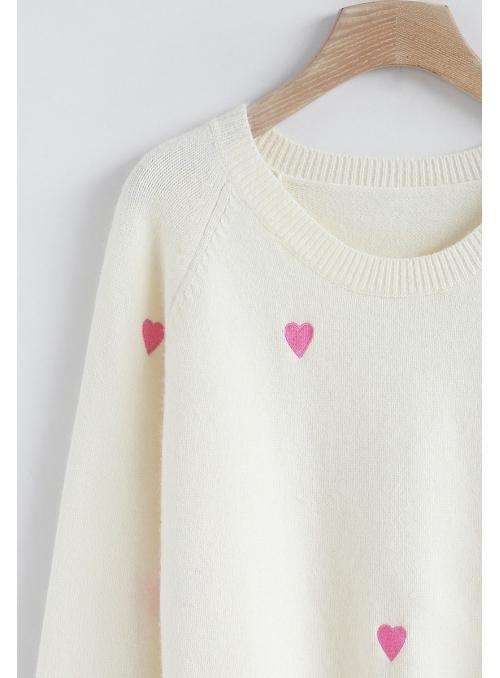 "Sweater ""Sweet Love"""