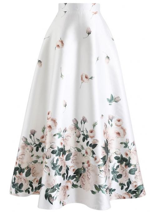 "Maxi skirt ""Rosie"""