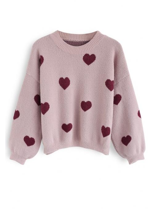 "Sweater ""Be my Valentine"""