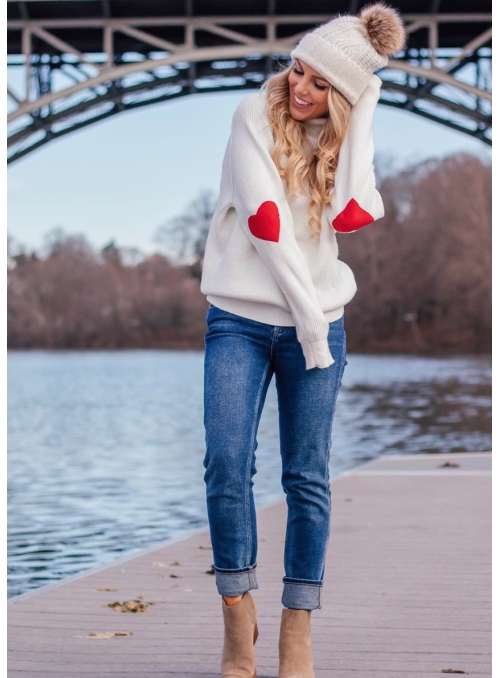 "Sweater ""Hearts"""