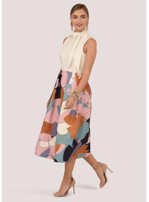 """Dress """"Colorful paint"""""""