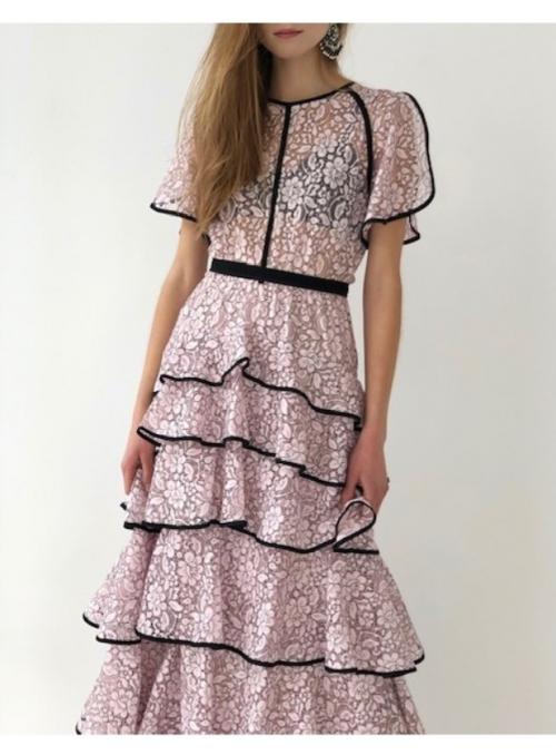 "Maxi šaty ""Firenze"""