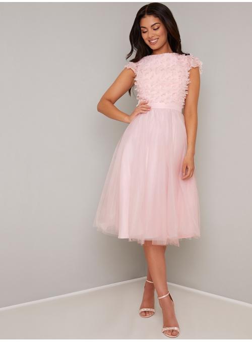 "Midi šaty ""Marinella"""