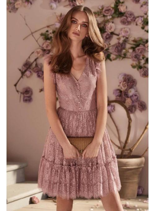 "Šaty ""Coralin"""