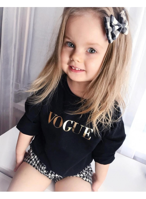 VOGUE - stylish children's sweatshirt