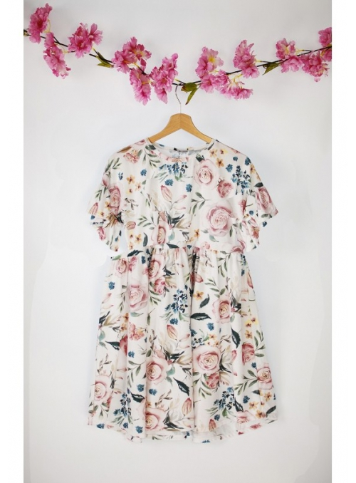 Women's dress ROSE GARDEN