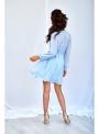 """šaty """"Modré nebíčko"""""""