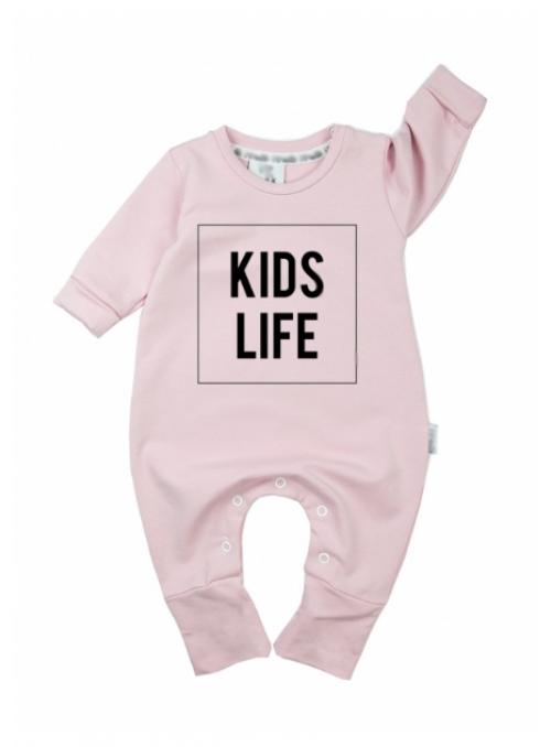 Pink bodysuit KIDSLIFE