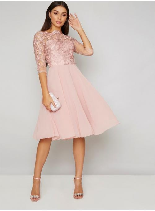 """Dámske šaty """"Luxusné baroko"""""""