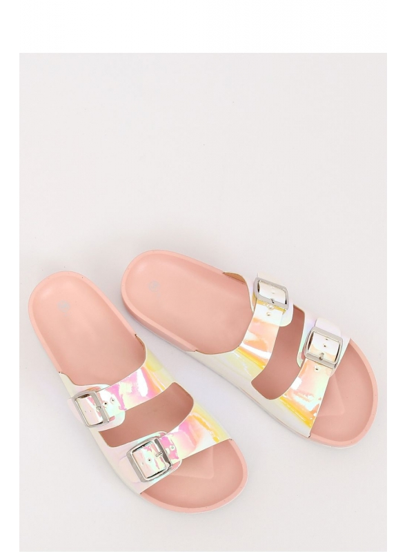 "Dámské pantofle ""Unicorn in pink"""