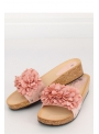 "Women's slippers ""Pink flowers"""