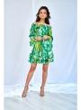 """Mini šaty """"Green jungle"""""""