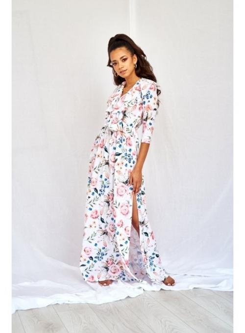 """Maxi Dress """"Rose Garden"""""""