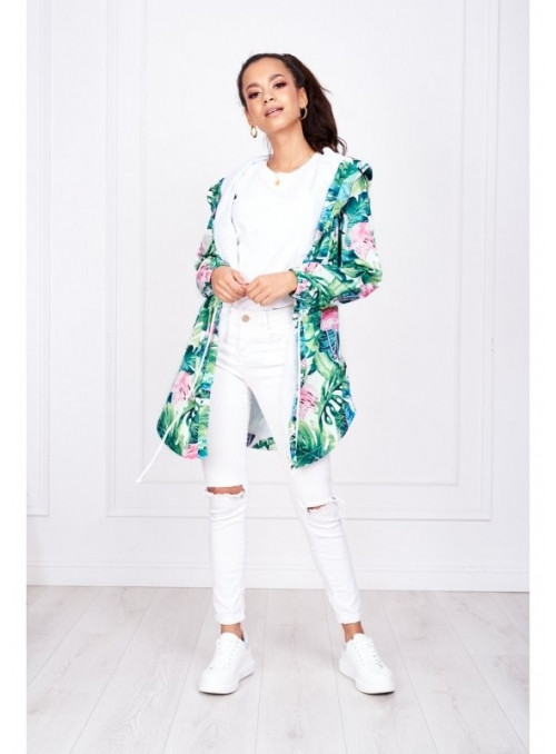 "Jacket ""Tropical Forest"""