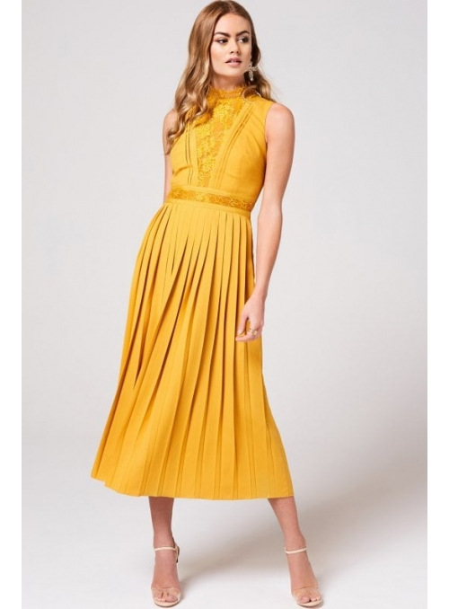 "Midi dress ""Honey Love"""