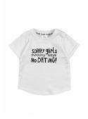 """Sorry girls ..."" - children's T-shirt, white"