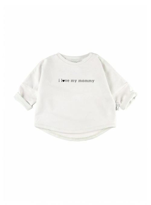 I LOVE MY MOMMY - children's sweatshirt