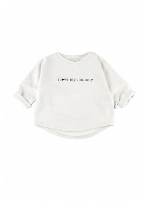 I LOVE MY MOMMY - children's sweatshirt