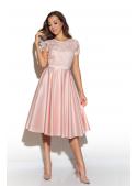 Midi dress Pink lovestory